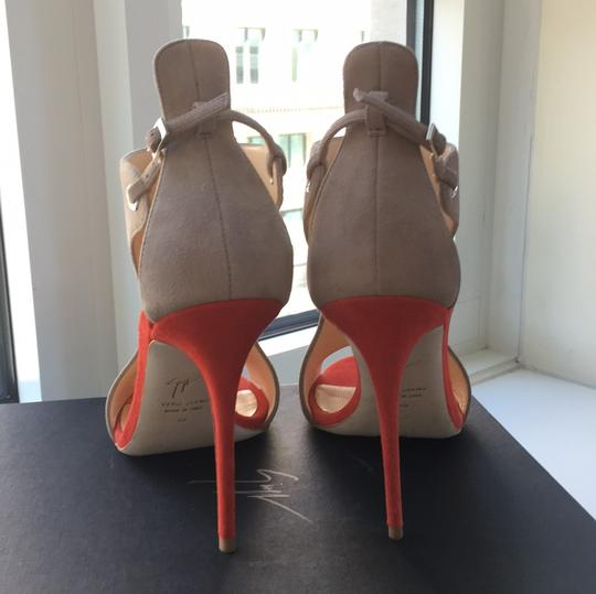 Giuseppe Zanotti Red brown Pumps Image 2