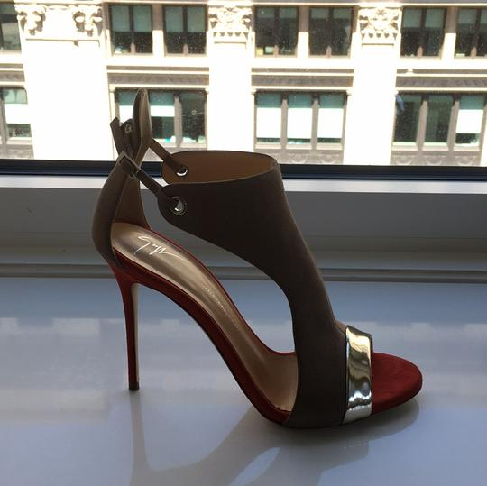 Giuseppe Zanotti Red brown Pumps Image 3