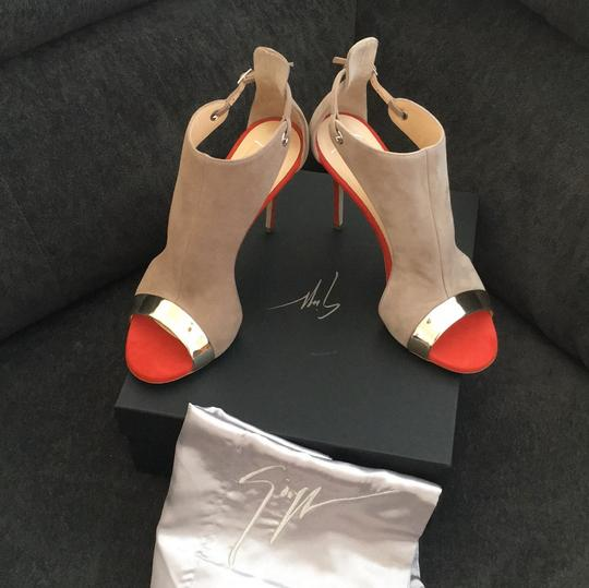 Giuseppe Zanotti Red brown Pumps Image 4