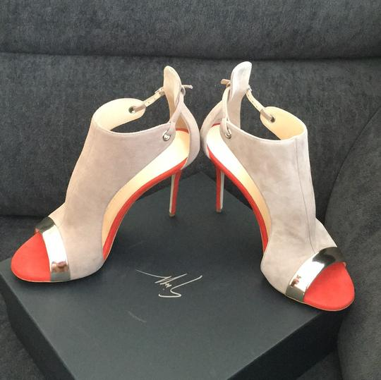 Giuseppe Zanotti Red brown Pumps Image 5