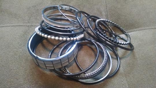 Arden B. Assorted Bangle Bracelets