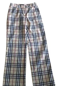 Burberry Straight Pants