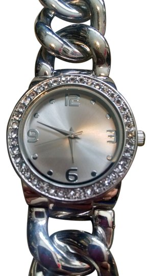 Wet Seal Wet Seal Embellished Watch