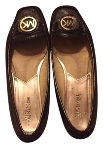 Michael Kors Deep Purple Flats