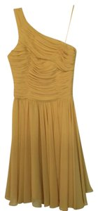 Halston Georgette Sheer Dryclean Only Dress