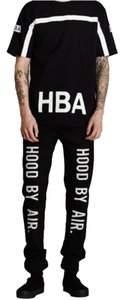 Hood By Air Hba Men's Straight Leg Jeans-Dark Rinse