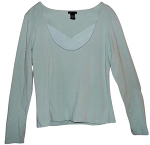 Moda International T Shirt Mint Green