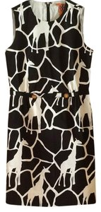 Tory Burch Giraffe Size 4 Dress