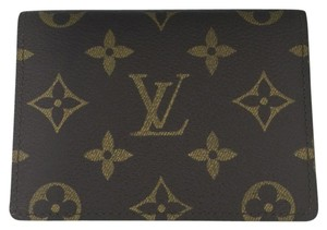 Louis Vuitton Authentic NEW Two Card Case Wallet