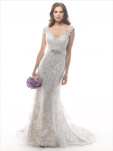 Maggie Sottero 4ms870 Wedding Dress