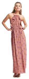 Coral, Lavender, Blue Maxi Dress by Calypso St. Barth Maxi New