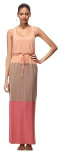 Colorblock Maxi Dress by London Times Maxi