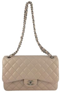 Chanel Double Classic Shoulder Bag