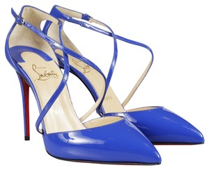 Christian Louboutin Electric blue Pumps