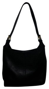 Dooney & Bourke Leather Pebbled Hobo Bag