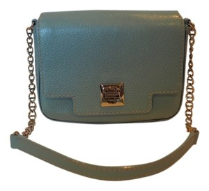 Kate Spade Convertible blue Clutch