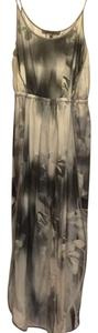 Grey Maxi Dress by Halston