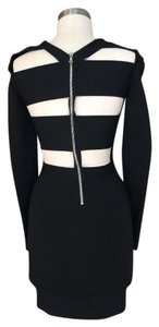 Kimberly Ovitz Cut-out Bodycon Little Designer Dress
