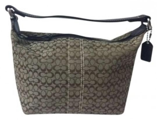 Preload https://item1.tradesy.com/images/coach-signature-top-handle-canvas-leather-strap-hobo-bag-181890-0-0.jpg?width=440&height=440