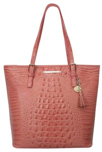 Brahmin New With Tag Tote in creamsicle Melbourne