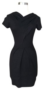Topshop Little Ruche Dress