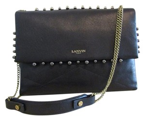 Lanvin Classic Night Out Party Luxury Date Night Shoulder Bag