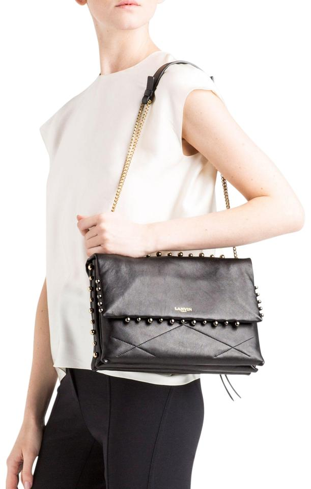Lanvin Classic Night Out Party Luxury Date Shoulder Bag