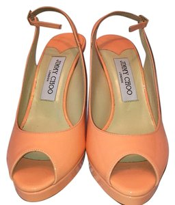 Jimmy Choo Heels Peach Formal