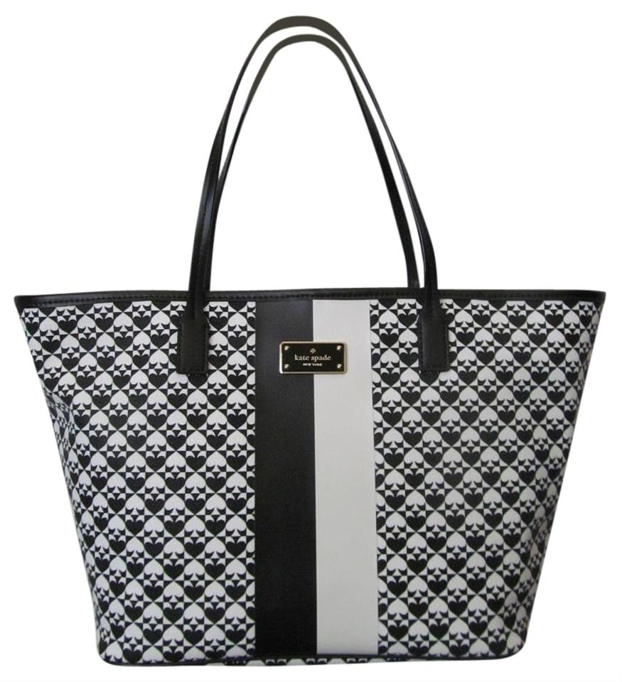 Kate Spade Penn Place Small Margareta Black Tote Bag on Sale, 45 ...