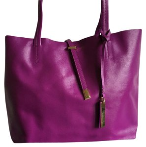 Vince Camuto Tote in Bright Purple