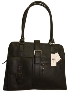 Ann Taylor LOFT Brown Messenger Bag