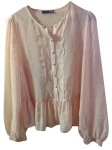 French Atmosphere Top Light peach