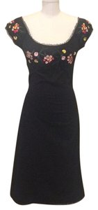 Black Maxi Dress by Betsey Johnson