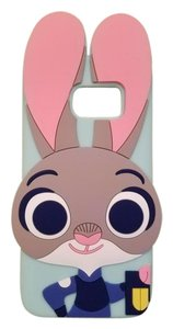 Other Galaxy 7s bunny silicone phone case