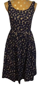 Boden short dress Nancy 50's Polka Dot on Tradesy