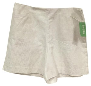 Lilly Pulitzer Dress Shorts White
