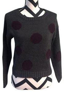 Saks Fifth Avenue Polka Dot Sweater