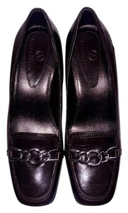 Cole Haan New Womens Loafer Leather Low Heel Brown Flats