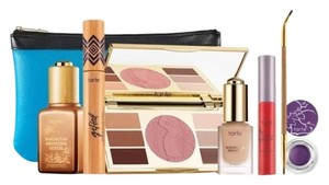 Tarte Tarte Be Your Own Tarteist 7-Piece Essentials Set w makeup bag LIGHT