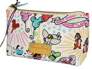 Dooney & Bourke Disney Sketch Cosmetic Bag