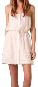 Patterson J. Kincaid short dress Pale pink on Tradesy