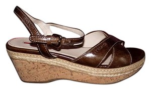 Prada Beach Vacation Nordstrom Brown Wedges