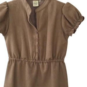Shabby Apple short dress Brown on Tradesy