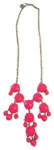 J.Crew J.Crew Pink Bubble Statement Necklace