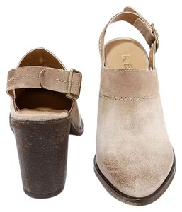 REPORT Taupe Mules