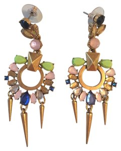 J.Crew J.Crew Multicolored Chandelier Earrings