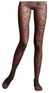 French Connection French Connection Lace Effect Tights
