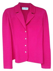 St. John Knit Pink Jacket