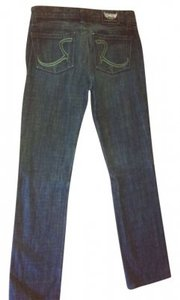 Rock & Republic Straight Pants blue jeans