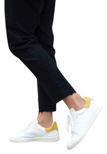 Isabel Marant Bart Bart Sneaker Bart Trainers Bart Sneaker Size 36 White Yellow Athletic